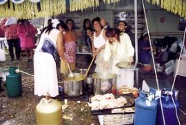 campo nomadi gente