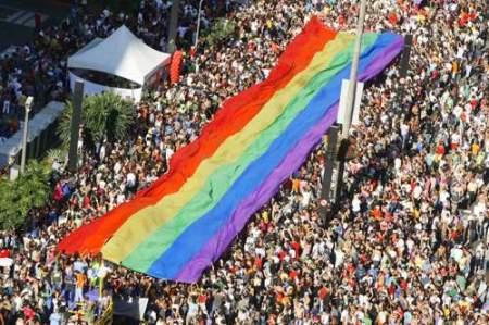 Brazil Gay Parade