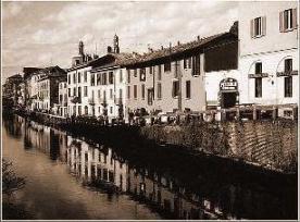Milano cartolina
