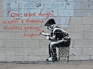 Banksyboy diogenes piccola