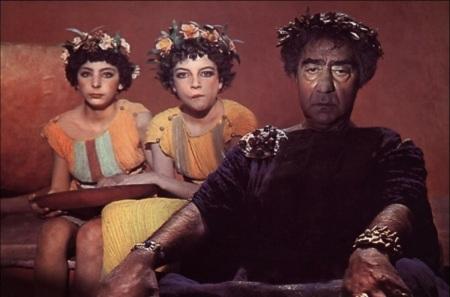 4 - Fellini Satyricon